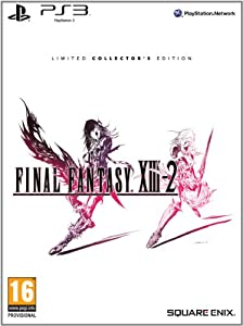 Final Fantasy XIII-2 - Limited Collector's Edition (PS3)