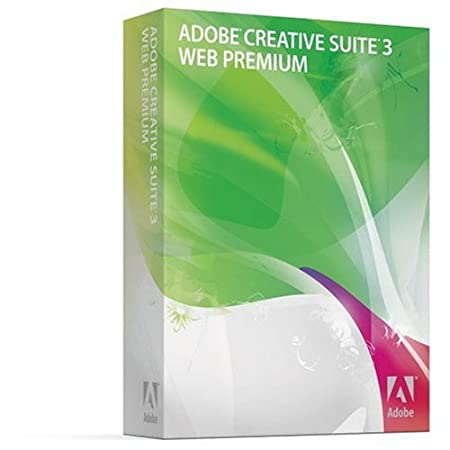 Adobe Creative Suite 3.3 Web Premium Upgrade from CS3 [Mac] [OLD VERSION]