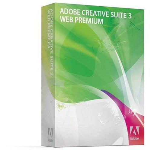 Adobe Creative Suite 3.3 Web Premium Upgrade [Mac]  (vf)