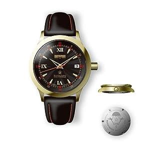 Black Lagoon Original Design Mechanical Watch Balalaika version (japan import)