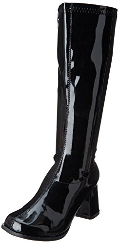 Women's Black Costume Boots