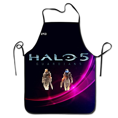 SAMMOI Halo 5 Guardians2 Personality Sewing Apron One Size (Nintendo 3ds Xl Cooking Games compare prices)