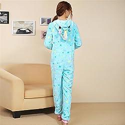 LikeMe Adults and Children Animal Star Unicorn Cosplay Costume Pajamas onesiess Kigurumi Sleepwear Jumpsuit Tracksuit