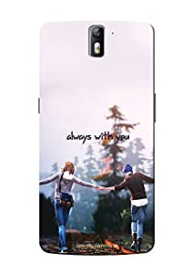 Sowing Happiness Printed Back Cover For One Plus One :: Oneplus 1