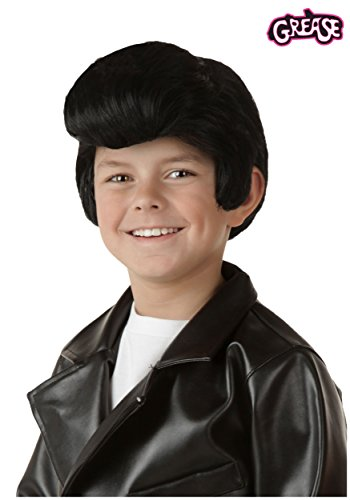Child Grease Danny Wig Standard
