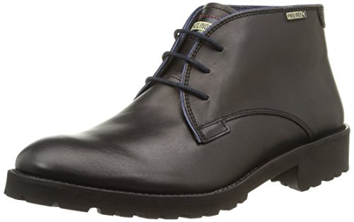 Pikolinos Cork 6811, Derby stringata uomo, Nero (Black), 10 UK