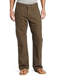 prAna Men\'s Bronson 32-Inch Inseam Pant (Cargo Green, 32)