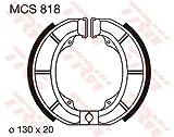 Lucas TRW Bremsbeläge MCS 818 hinten Aprilia Habana Custom 50 PK 99