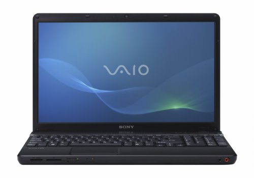 Sony VAIO VPC-EB37FX/BJ 15.5-Inch Laptop (Black)