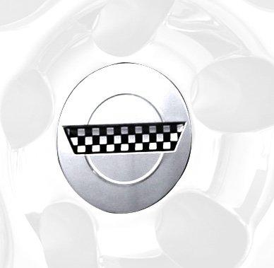 Mr. Lugnut C10840C Chrome Plastic Center Cap for Zr1 Wheels (Mr. Lugnut)