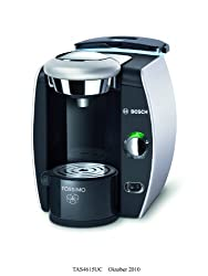 Bosch TAS4615UC8 Tassimo Single-Serve Coffee Brewer, T46/T45 by Bosch