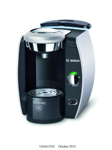 Bosch TAS4615UC8 Tassimo Single-Serve Coffee Brewer, T46/T45