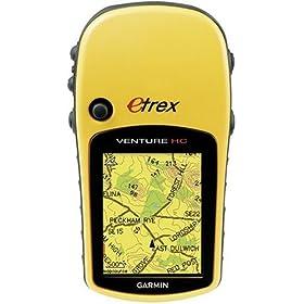 Garmin eTrex Venture HC GPS Receiver