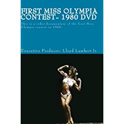 First Miss Olympia Contest- 1980 DVD