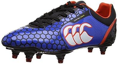 Canterbury Men's Control Club 6 Stud Rugby Boots E22312 - 706 Blue 9 UK, 43 EU