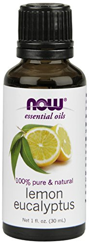 NOW Foods Lemon Eucalyptus Oil, 1 ounce