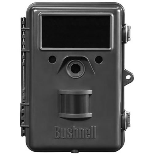 Bushnell 8MP Trophy Cam Black Led Trail Camera with Night Vision