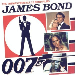 Themes from all 15 Bond Films