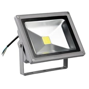 Wandlampe Solarleuchte LED Solar Panel Flutlicht Strahler Wasserdicht 6W TA