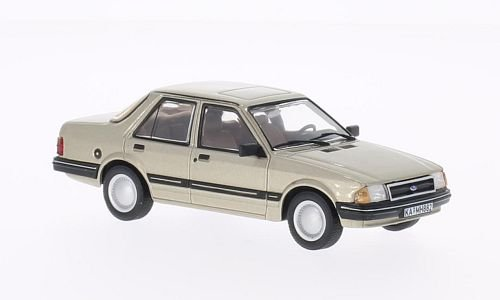 Ford Orion GL, met.-beige , 1983, Modellauto, Fertigmodell, WhiteBox 1:43