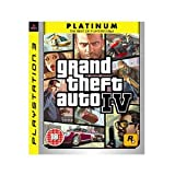 Grand Theft Auto IV - Platinum Edition (PS3)