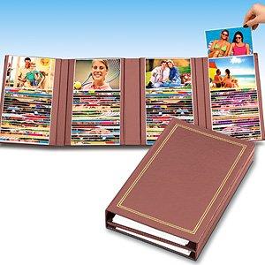 200 Flip Photo Album