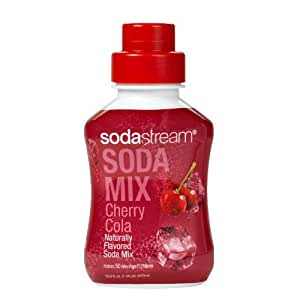 sodastream cherry cola syrup 500ml grocery gourmet food. Black Bedroom Furniture Sets. Home Design Ideas