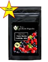 Gluten Free Berry Cobbler Mix 9oz Bag by Julia's Southern Foods, LLC
