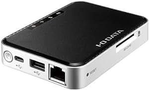 I-O DATA スマートフォン・タブレット用SDカードリーダー WFS-SR01