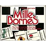 Mille Bornes the French Auto Race Card Game Parker Brothers Game