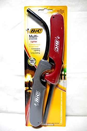 Review BIC Multi-Purpose Lighter Combo Pack