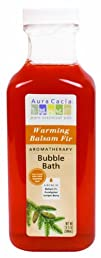 Aura Cacia Warming Balsam Fir  Formerly Soothing Heat Bubble