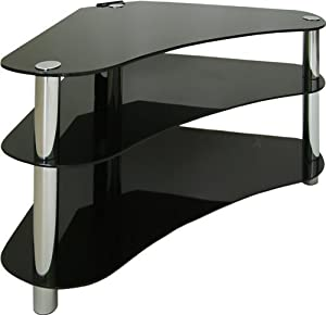 Centurion GT7 Contemporary Design Flat Screen 26    43  Glass Stand   Black       TVCustomer review and more news
