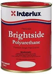 Interlux Brightside Topside Boat Paint Off White QUART