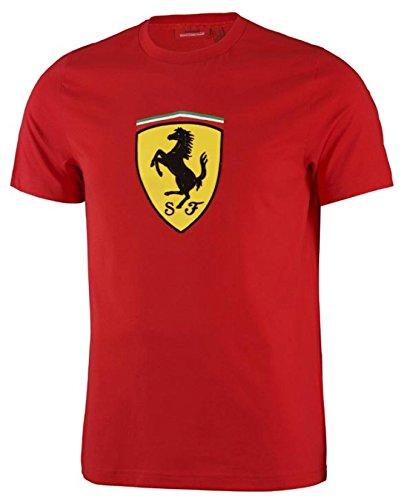 ferrari-red-shield-classic-tee-shirt-lrg