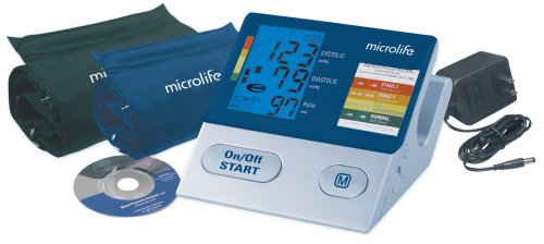 how to use microlife blood pressure monitor