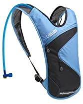 Camelbak Charm 50 Oz Hydration Pack, Vista Blue/Charcoal