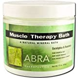 Abra Herbal Hydrotherapy Therapeutic Baths, 17 oz jar