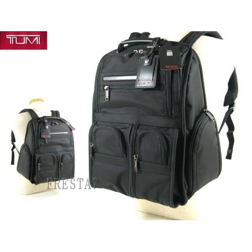 トゥミ(TUMI) G4 26173 コンパクトラップトップブリーフパック271ブラック〔並行輸入〕