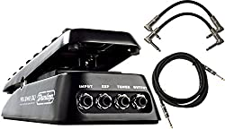 Dunlop DVP1XL Volume and Expression Effects Pedal w/ Cables from Dunlop