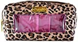 PurseN Classic Make-up Case Leopard/Pink