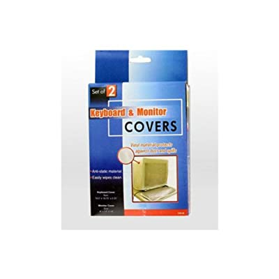 48 Packs of Monitor and keyboard protective covers