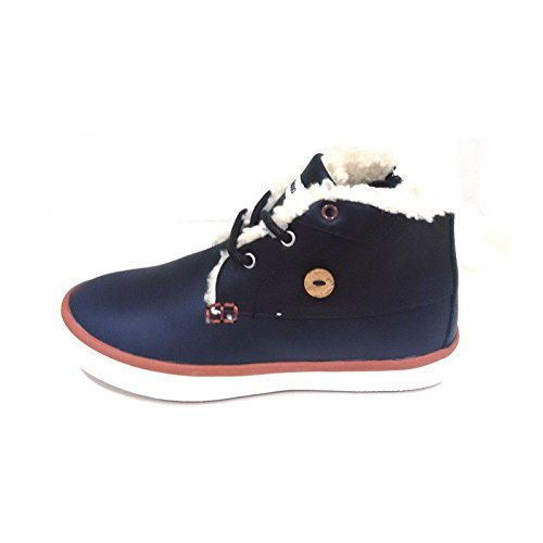 Faguo kid wattle pelle, Blu (Navy), 34