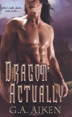 Image of Dragon Actually (Dragon Kin, Book 1)