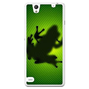 a AND b Designer Printed Mobile Back Cover / Back Case For Sony Xperia C4 (SONY_C4_796)