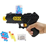 demiawaking CS de Caza Crystal pistola de agua 2-en-1 arma de Airsoft del rifle de aire pistola de paintball
