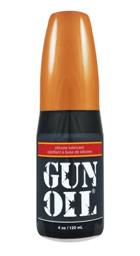 Gun Oil, 4-Ounce Bottle