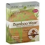 Physicians Formula Bamboo Wear Bamboo Compact Mirror & Brush