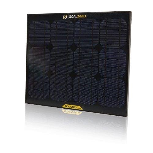 Goal Zero 32201 Boulder 30M Solar Panel