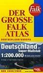 Der Grosse Falk Atlas 2008/2009